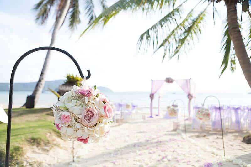 Wedding Vow Renewal Ceremony Panwa Beach Phuket
