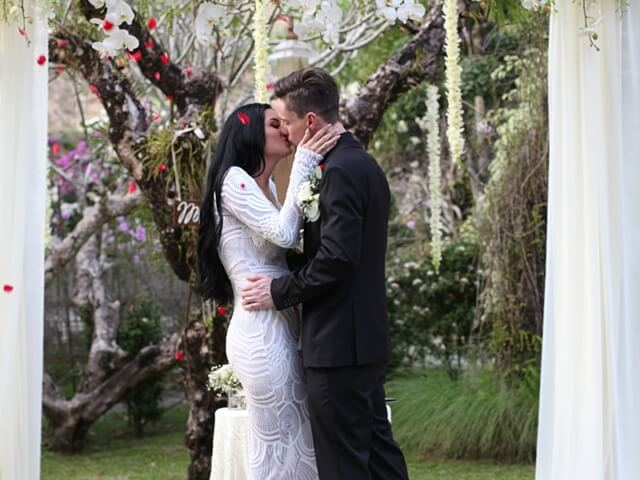 Jacklyn & Alex Wedding 13th March 2018 Thavorn Beach Garden 203